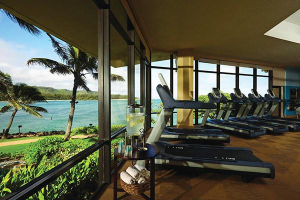 El fitness gana músculo en los hoteles