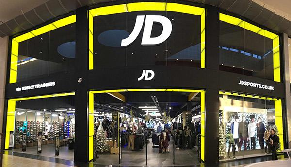 JD Sports se propone alcanzar los 120 millones este 2018 en Iberia