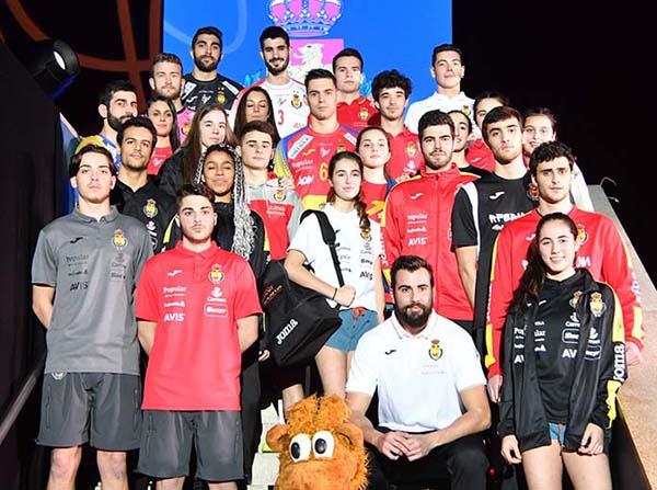 Joma presenta la nueva equipación de la selección española de balonmano