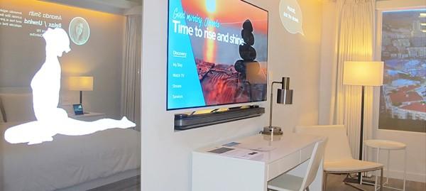 Los hoteles Marriott integrarán el fitness como experiencia de la habitación inteligente