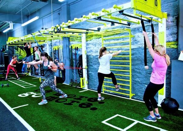Cómo entrenar en un circuito funcional de training