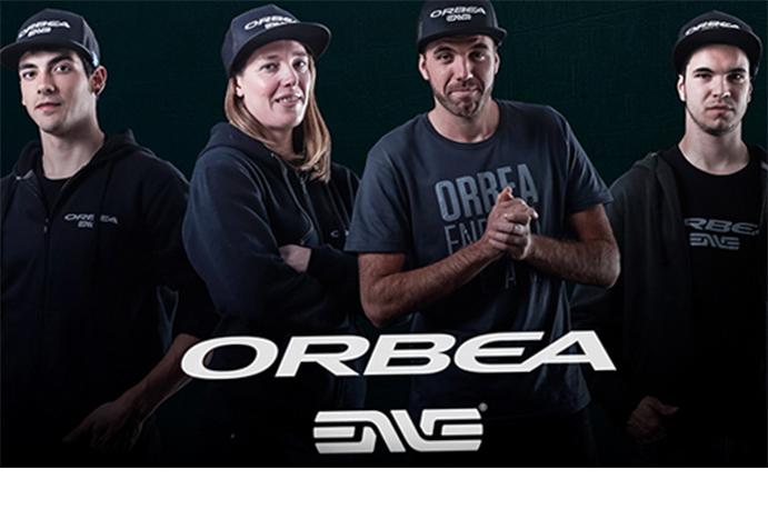 Orbea vuelve a las Enduro World Series con un nuevo equipo