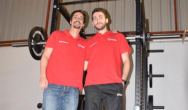 Oss Fitness invierte en formación y patrocina En-Forma