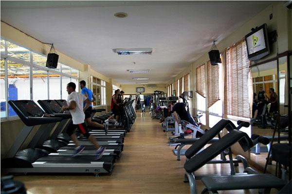 Movilización contra el cambio de gestión del gimnasio Pintogym