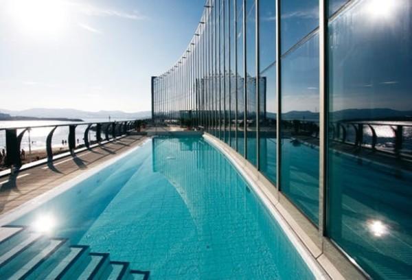 Santagadea Sport preve abrir un parque de Ocio Acuático en su gimnasio de Gijón
