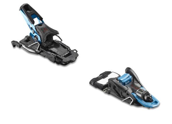 Salomon crea un nueva fijación híbrida para el esquí de montaña