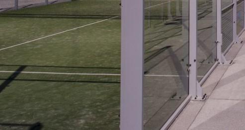 Un jugador de pádel pide una indemnización al gimnasio Inacua de Málaga