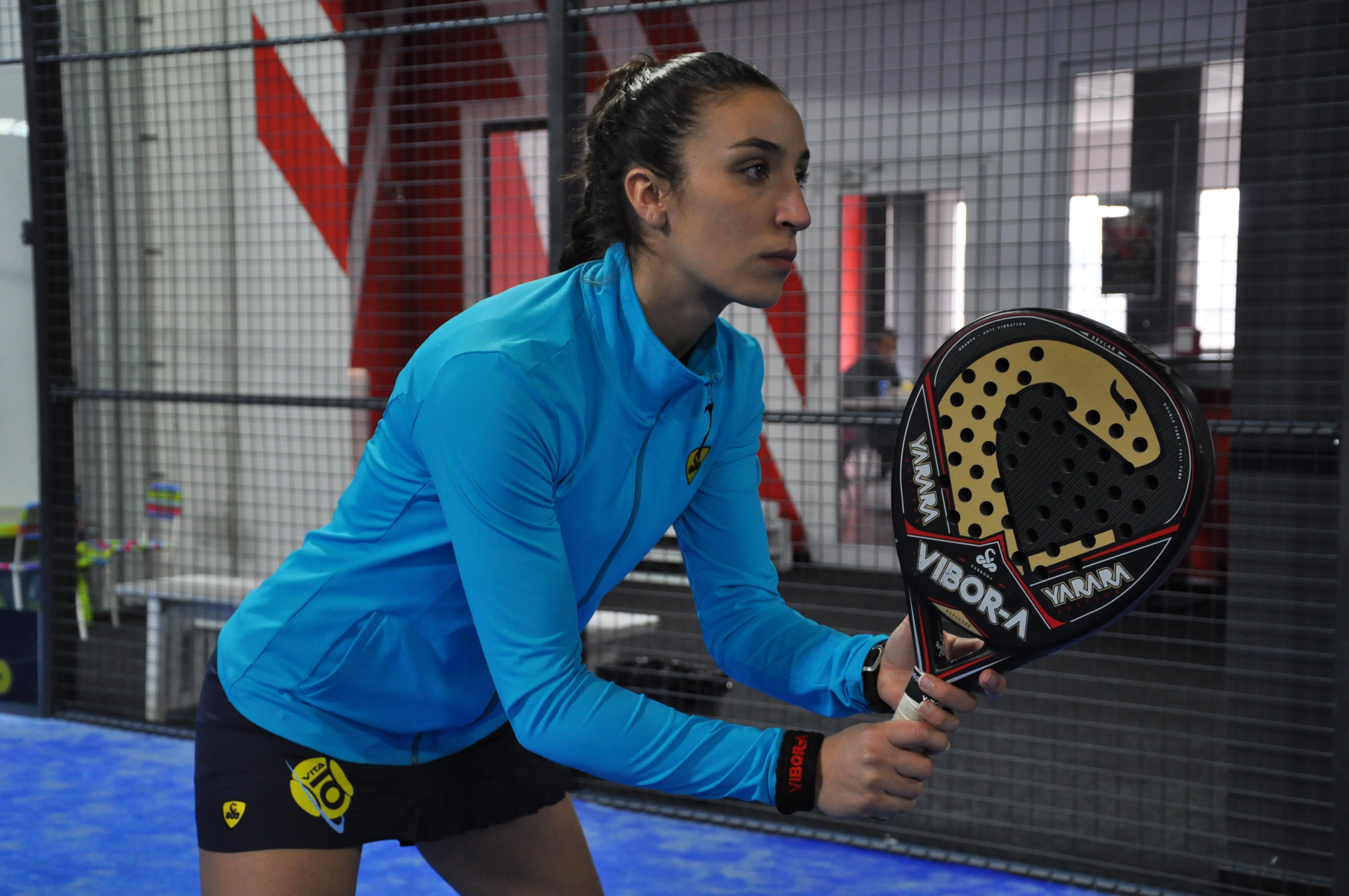 Verónica Virseda renueva con Vibor-A por tres temporadas
