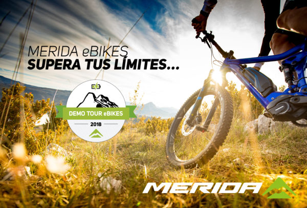 Merida comienza las presentaciones de sus nuevas e-bikes en Cáceres
