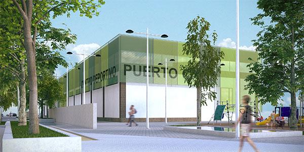 El gimnasio del muelle de Cádiz retrasa su apertura a junio
