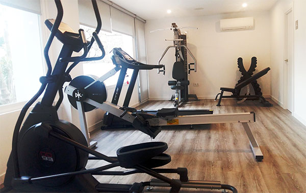 Oss Fitness debutará en Hostelco