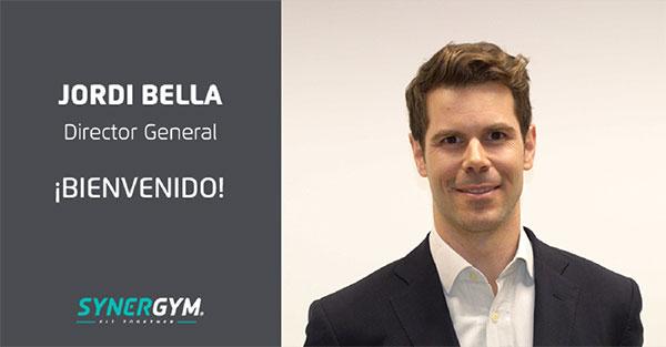 Synergym nombra Jordi Bella nuevo Managing Director