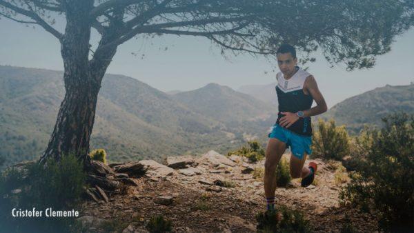 El atleta de Salomon, Cristofer Clemente, hace podium en la Transgrancanaria