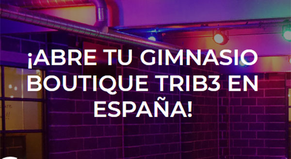 La cadena Trib3 busca franquiciados para crecer en España