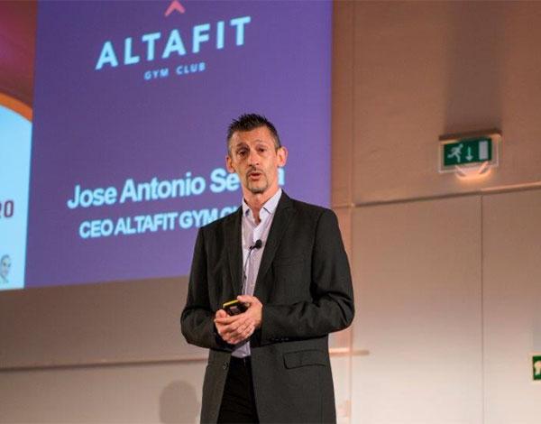 """José A. Sevilla (Altafit): """"En el sector del fitness no todo es comprable"""""""