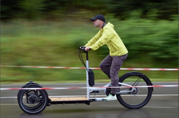 Eurobike dedicará un espacio a las bicicletas de carga