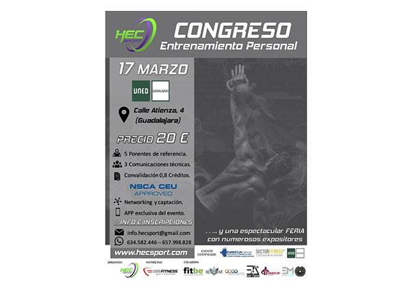 Oss Fitness se suma al Congreso de Entrenamiento Personal Hecsport