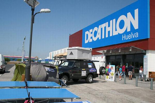 Decathlon España inicia este viernes su expansión 2018