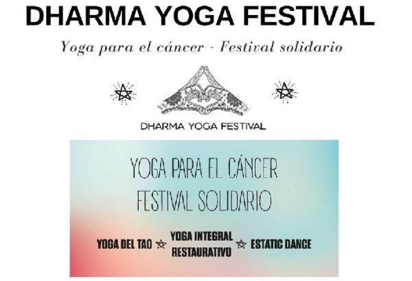FEDA colabora con el Dharma Yoga Festival solidario