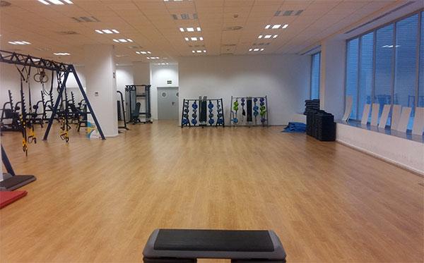 Oss Fitness equipa el nuevo gimnasio del Centro Universitario San Isidoro