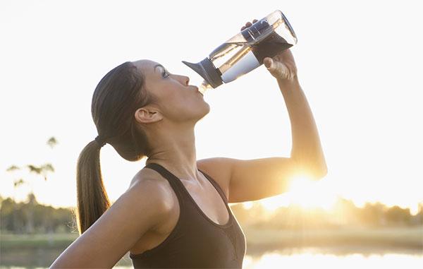 Las claves para una buena hidratación en corredores