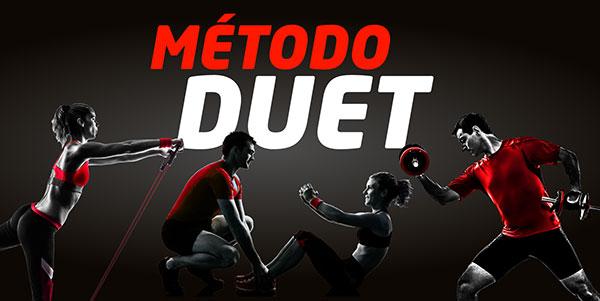 El Grupo Duet evoluciona su exclusivo entrenamiento Método Duet