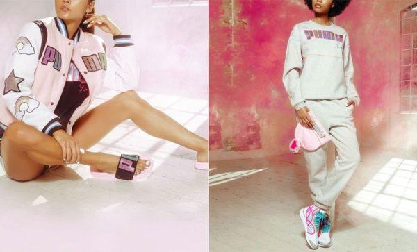 Puma lanza más colecciones con la diseñadora Sophia Webster