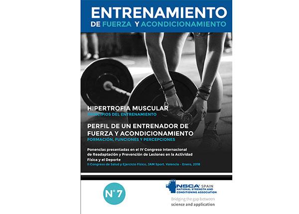 NSCA Spain publica una nueva edición de su Journal de Fuerza y Acondicionamiento Físico