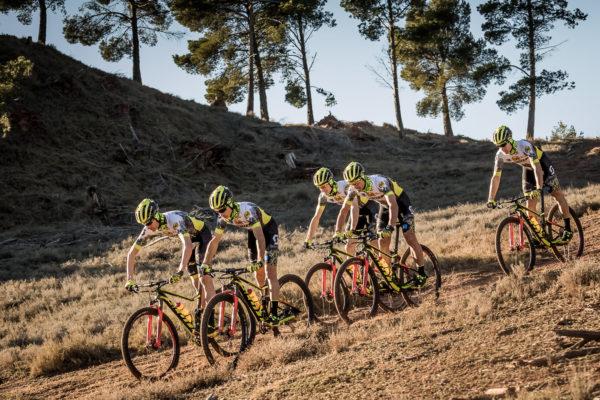Scott organiza unos cursos de técnica de mountain bike