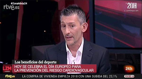 """José A. Sevilla (Altafit): """"El sedentarismo provoca más muertes que muchos otros factores"""""""