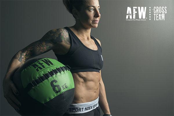 Sheila Alonso renueva por el AFW Cross Team
