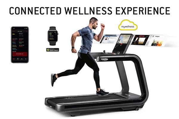 Technogym se convierte en el primer fabricante de fitness en integrar completamente Apple Gymkit