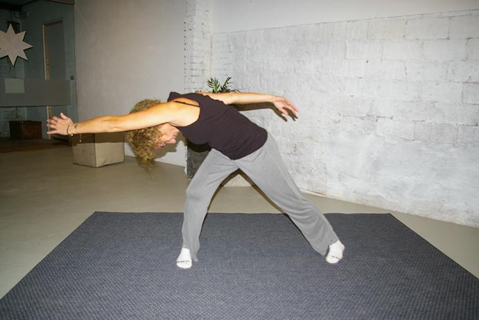 """""""Practicar chi kung aumenta la vitalidad y el rendimiento"""""""