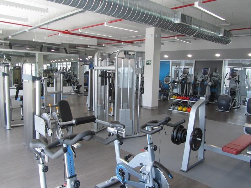 Infinit fitness abierto 24 horas cmd sport for Gimnasio por horas