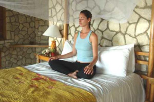 Yoga contra el insomnio