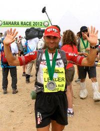 Vicente J. García correrá el Grand to Grand Ultra con Lurbel