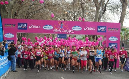 ASICS Atletismo Chica