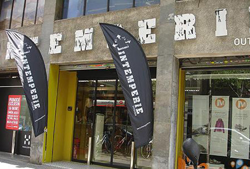 Camp Base integra en su red a la tienda Intemperie