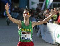 Javier Guerra se convierte en campeón de España de maratón en su debut