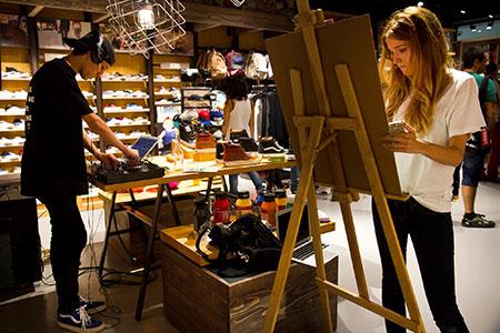 Vans inaugura su novena tienda en España y prepara la décima