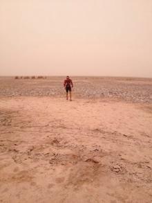 Vicente Juan García gana la Atacama Xtreme en mitad de un temporal de arena
