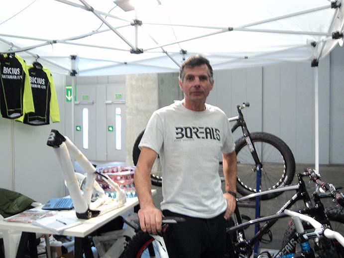 Las 'fat bikes' Borealis aterrizan en el mercado español