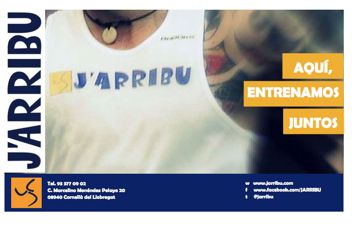 La tienda J'Arribu pone en marcha su club oficial de corredores