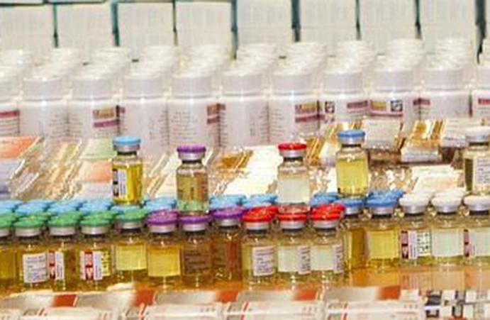 Detenido el dueño de una tienda de nutrición por traficar anabolizantes