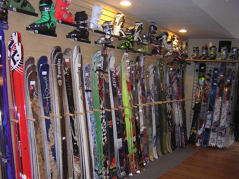 Alertan de la progresiva bajada de las ventas de esquís