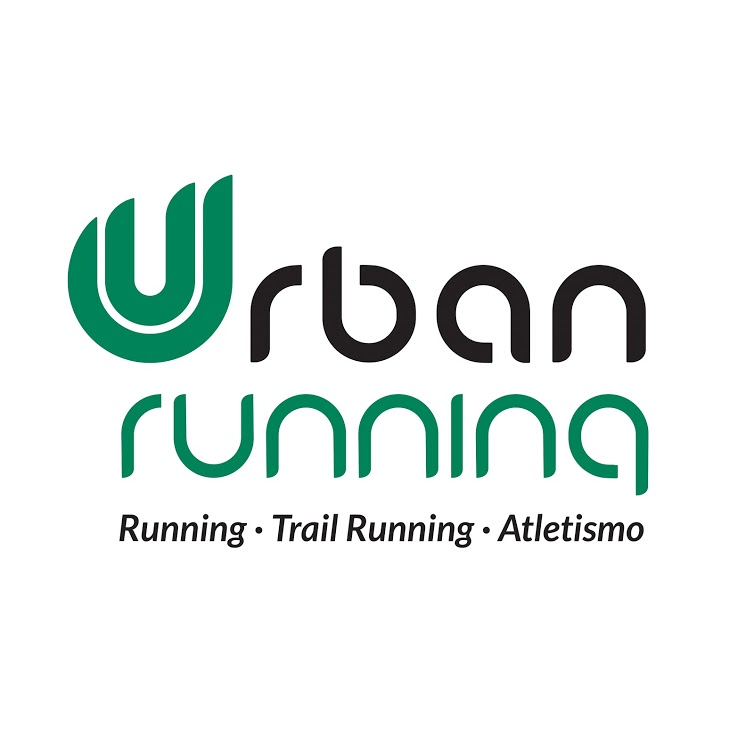 logo urban running trail y atletismo