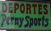 perny sports logo