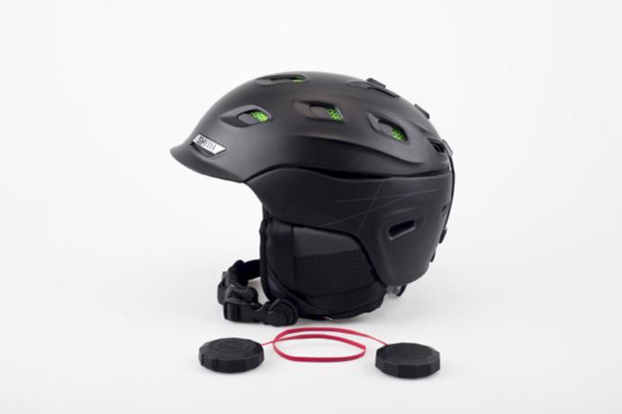Acuerdo de Smith y Outdoor Tech para incorporar audio en los cascos