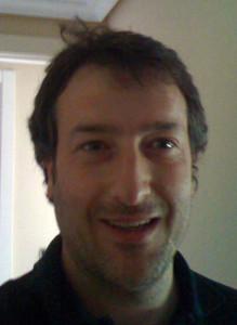 Diego Tornal, propietario de Deportes Tornal Moya.
