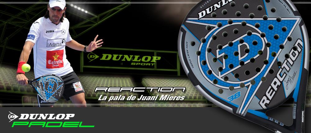 Dunlop confirma su presencia en el Padel Pro Show